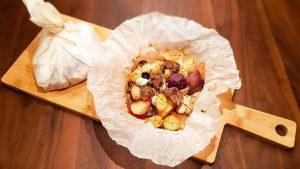Kleftiko: Griekse buideltjes met lamsvlees uit de oven