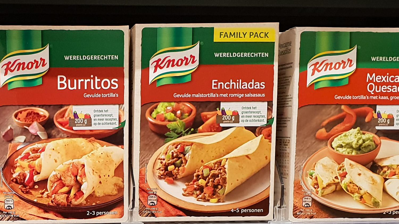 Knorr Wereldgerechten: Zo maak je ze zelf