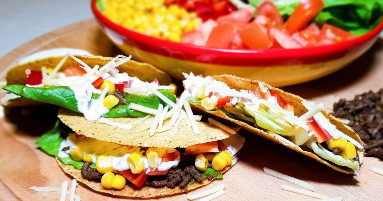 Wereldgerechten: Mexicaanse Taco's