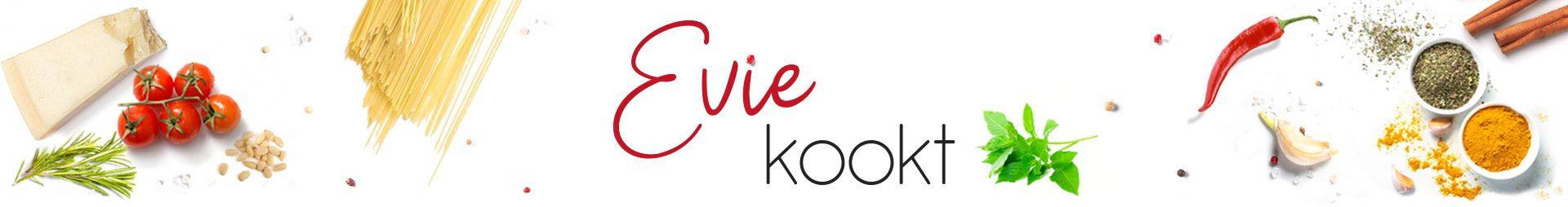 Evie kookt