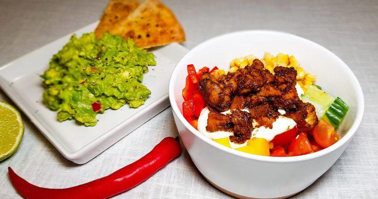Mexicaanse tortilla bowl