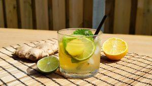 Alcoholvrije Icetea cocktails