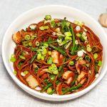 Surinaamse vegetarische bami