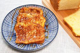 Wentelteefjes van briochebrood