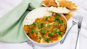 Butter chicken recept: Tandoori kip in een romige boter-tomatensaus