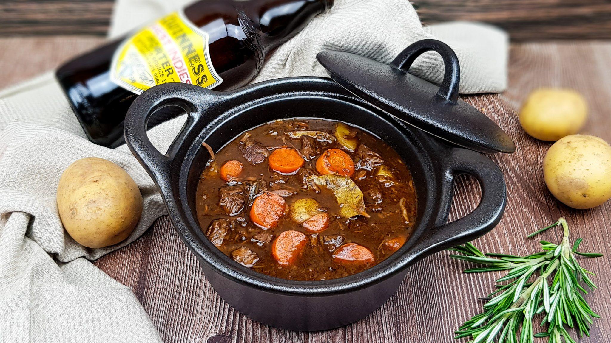 Irish stew: recept voor een Ierse stoofpot