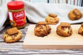 Speculoos koekjes met speculoos vulling