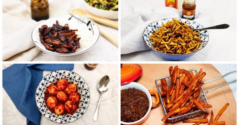 De 10 beste recepten van april