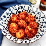 Sambal Goreng Telor: Pittige Indische sambal eieren