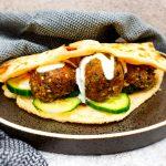 Falafel recept voor zelfgemaakte crispy falafel