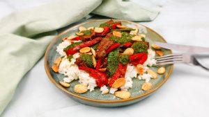 Knorr Wereldgerechten: Argentijnse Beef Chimichurri