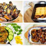 De 10 beste recepten van juli