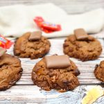 Daim chocolate chip cookies