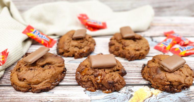 Daim chocolade koekjes