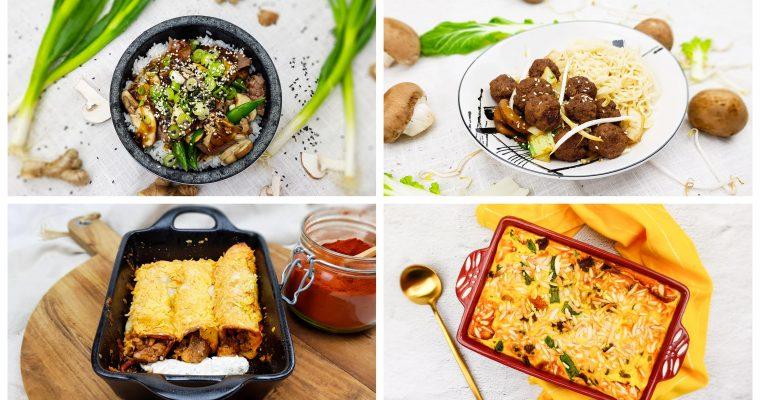 10 Knorr Wereldgerechten, maar dan zelfgemaakt!