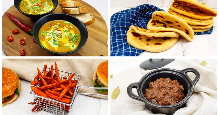 De 10 beste recepten van oktober