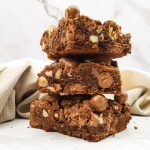 Malteser cookie bar