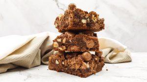 Malteser cookie bar