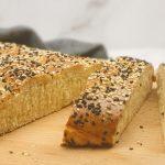 Turks brood bakken