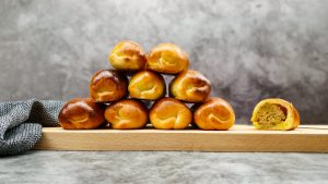 Indiase worstenbroodjes