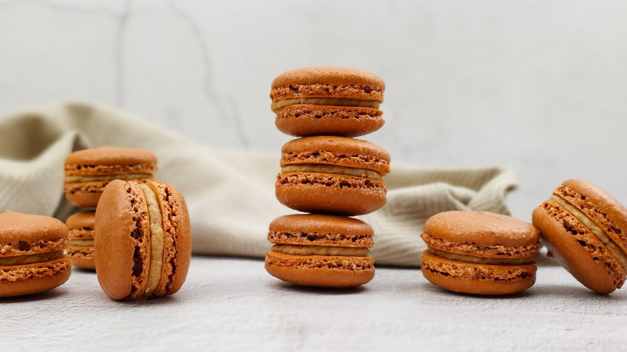 Bastogne macarons