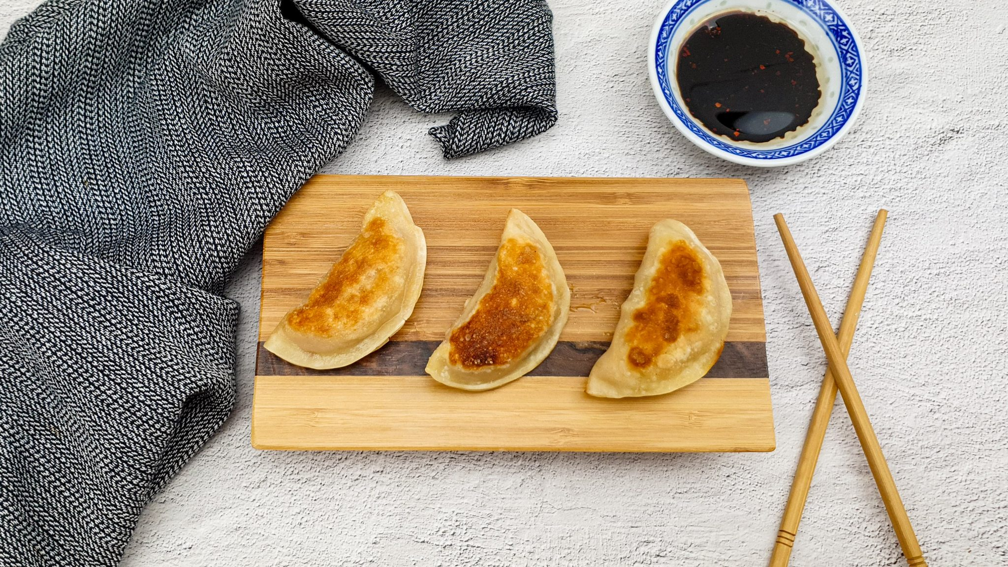 Koreaanse dumplings