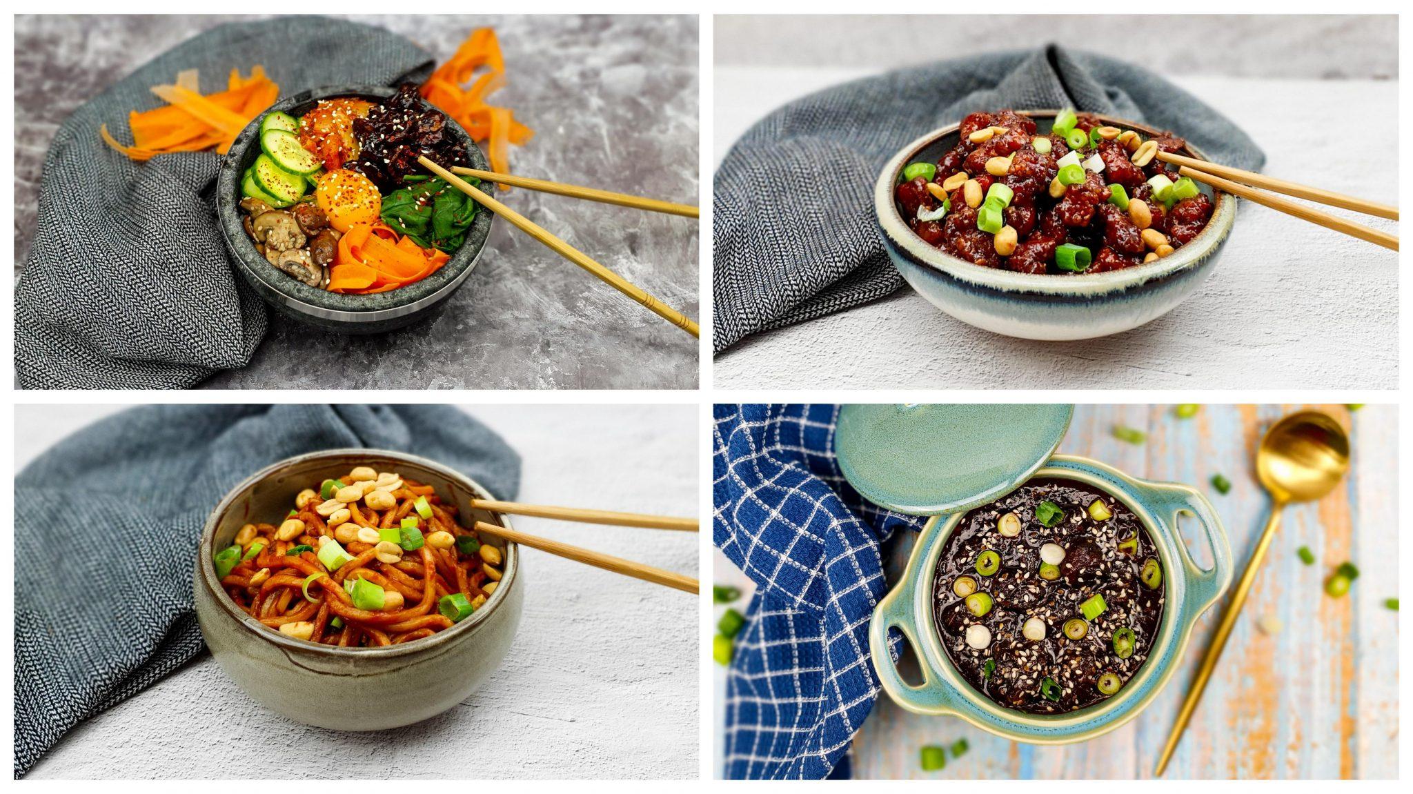 Mijn 10 beste Koreaanse recepten