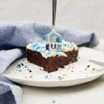 Brownies als kraamhapje of kraamcadeau