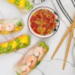 Vietnamese spring rolls (Gòi Cuôn)